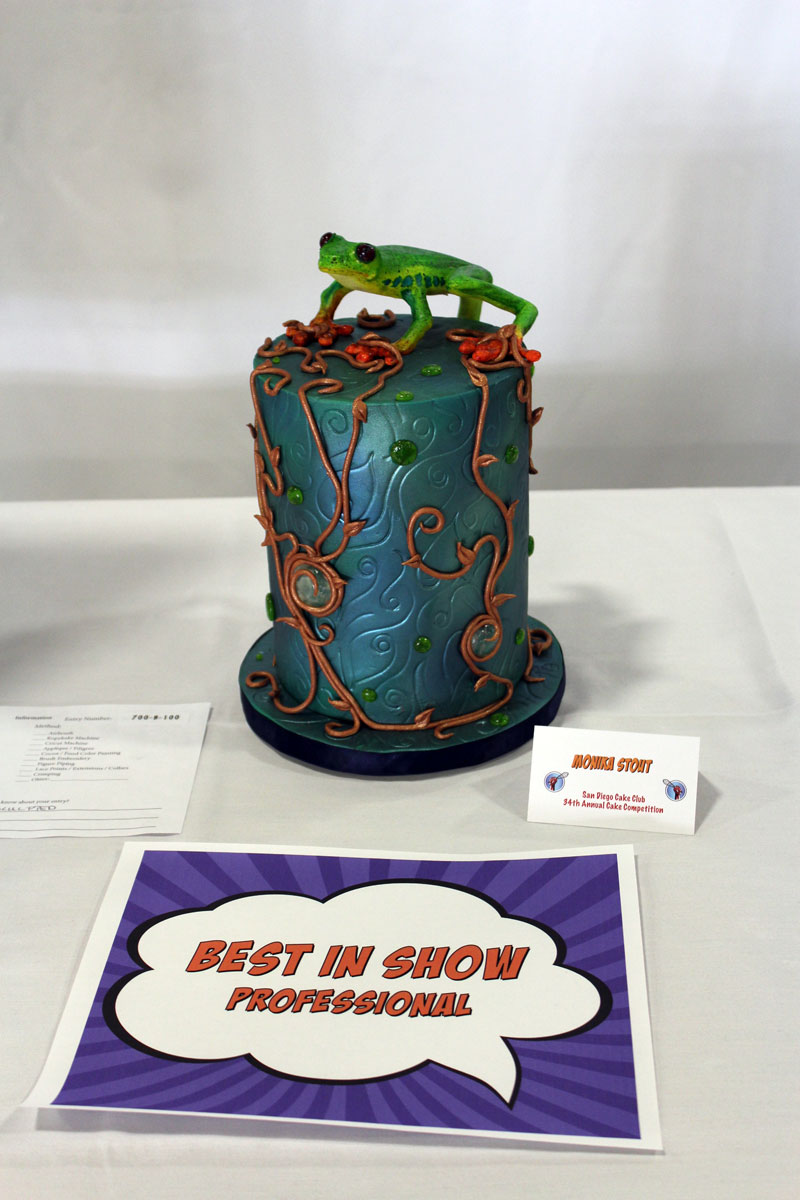 2017 Show & Competition - San Diego Cake Show