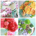 Adventures in Buttercream Florals by Reva Alexander-Hawk